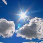 Soleil d'été